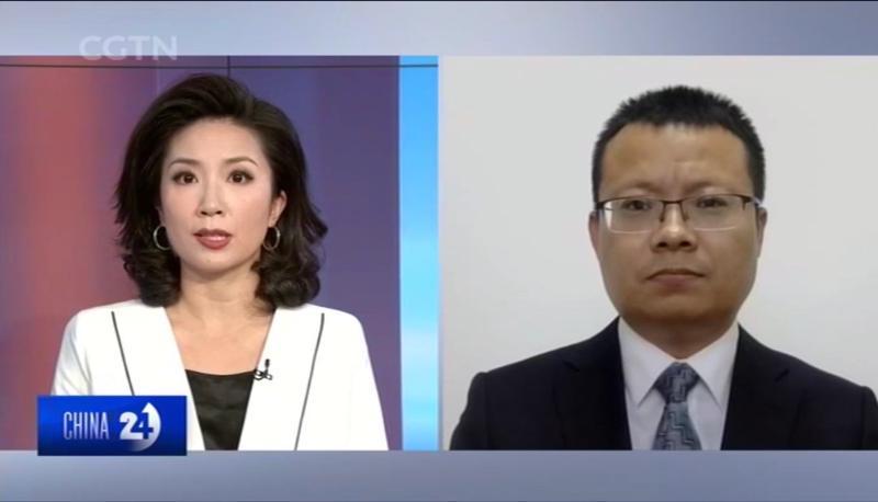 上海交大赵大海关于新冠疫情与卫生政策第50次在电视台访谈评论:将人民生命安全高于一切是中国抗击新冠疫情成功的主要原因