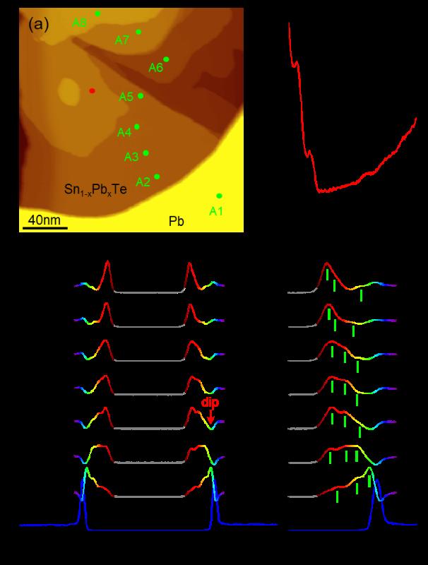 上海交大研究团队在拓扑晶体绝缘体的拓扑超导电性研究再获突破性进展